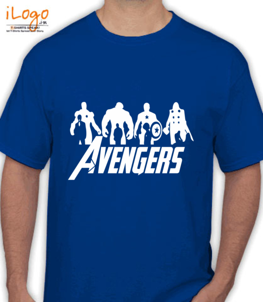 royal blue #avengres:front