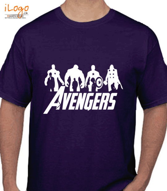 purple #avengres:front