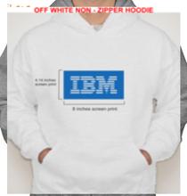 IBM-off-white T-Shirt