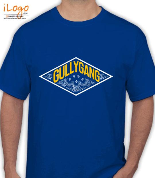 royal blue gully gang:front
