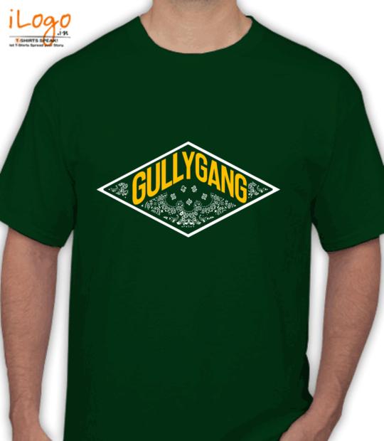 bottle green gully gang:front