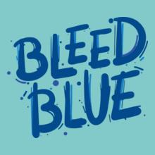 Bleed-Blue T-Shirt