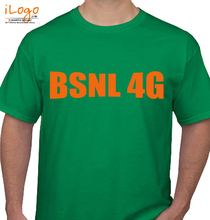 BSNL-KHOWAI T-Shirt