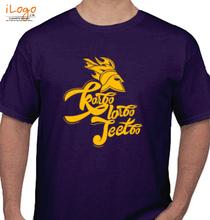 IPL kkr-t-shirts T-Shirt