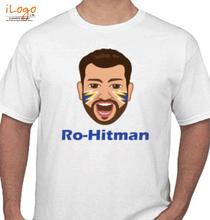 IPL ro-hitman T-Shirt
