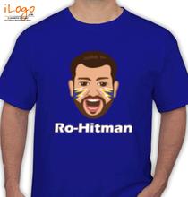Rohit Sharma ro-hitman-t-shrts T-Shirt