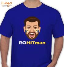 IPL Rohitman-t-shirts T-Shirt