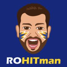 Rohitman-t-shirts T-Shirt