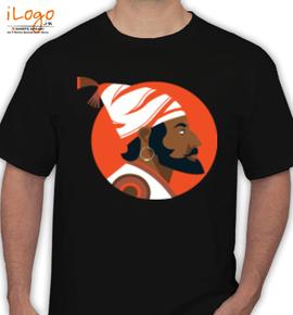 chatrapati shivaji maharaj - T-Shirt