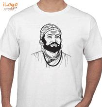 Shivaji Maharaj Jayanti shivaji-maharaj-t-shirtsssss T-Shirt