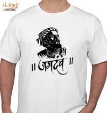 Shivaji Maharaj Jayanti jagdamb-t-shirts T-Shirt
