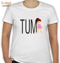 Wedding hum-tum-tshirts-bride T-Shirt