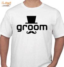 Wedding groom-tshirts T-Shirt