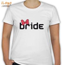 Wedding bride-tshirts T-Shirt