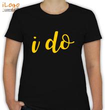 Couple i-do-womens-t-shirt T-Shirt