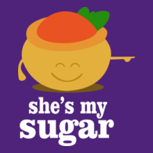 she-is-my-sugar-mens T-Shirt
