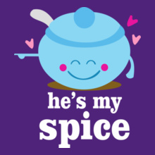he-is-my-spice-womens T-Shirt