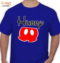 Wedding hubby-t-shirts T-Shirt