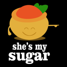 she-is-my-sugar T-Shirt
