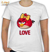Wedding angry-love-womens T-Shirt
