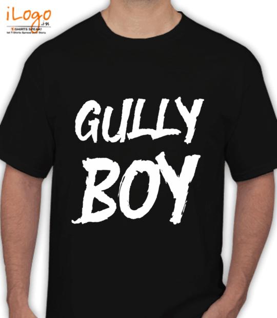 black gully boy:front