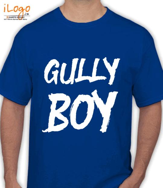 royal blue gully boy:front