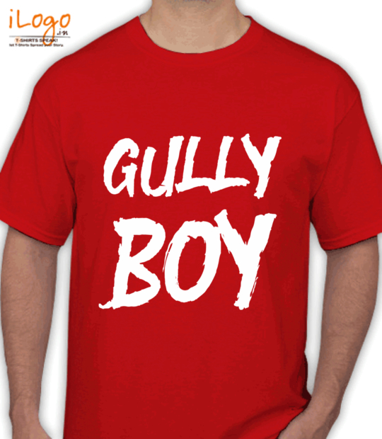 red gully boy:front