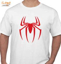 Super Heros Spiderman T-Shirt
