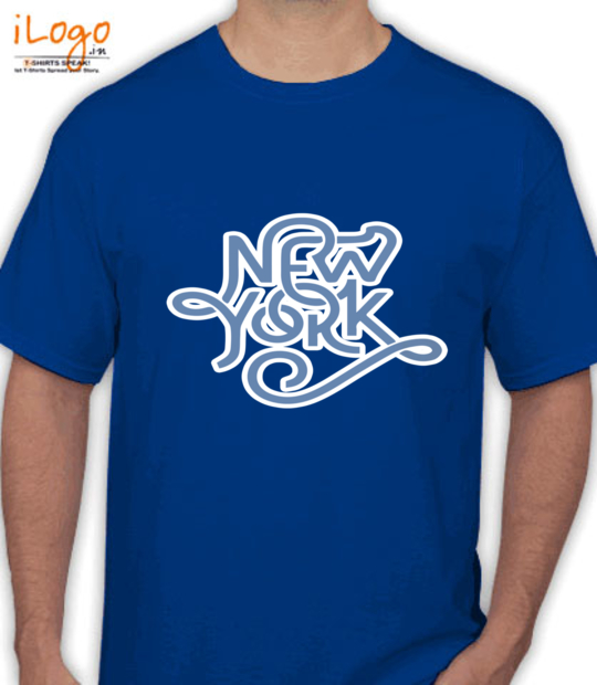 royal blue new york:front