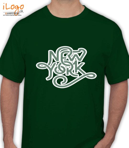 bottle green new york:front