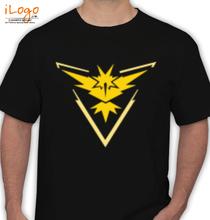 Pokemon Go Insticts-Power-Team T-Shirt