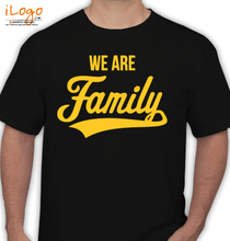Family Reunion we-are-family T-Shirt