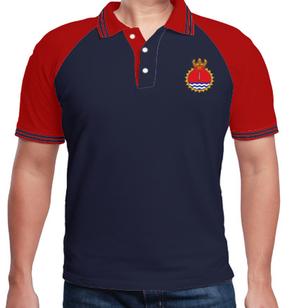 Indian Navy Collared T-Shirts T-Shirts