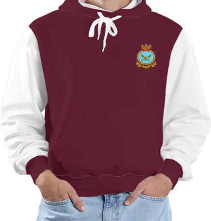 Indian Naval Design INS-Viraat-%R%-crest T-Shirt