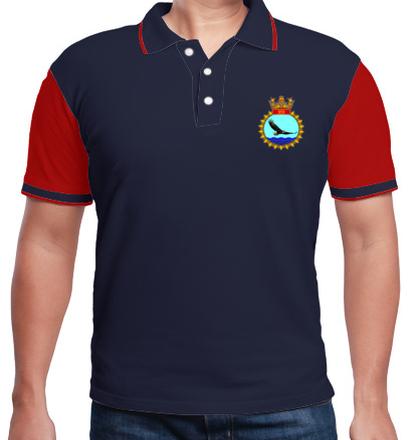 Indian Naval Design INAS--Insignia T-Shirt