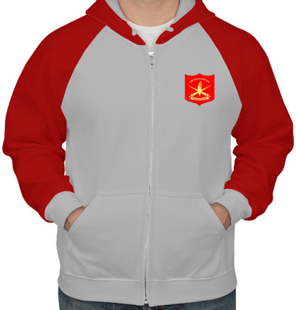 Class Reunion Hoodies ARMY-SPORTS-INSTITUTE-th-COURSE-REUNION-HOODIE T-Shirt