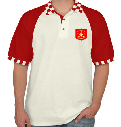 Class Reunion Collared T-Shirts ARMY-SPORTS-INSTITUTE-th-COURSE-REUNION-POLO T-Shirt