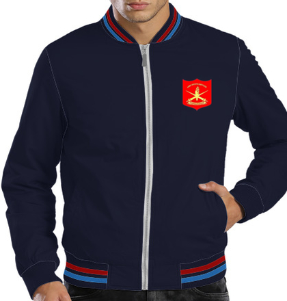 Class Reunion Jackets ARMY-SPORTS-INSTITUTE-th-COURSE-REUNION-JACKET T-Shirt