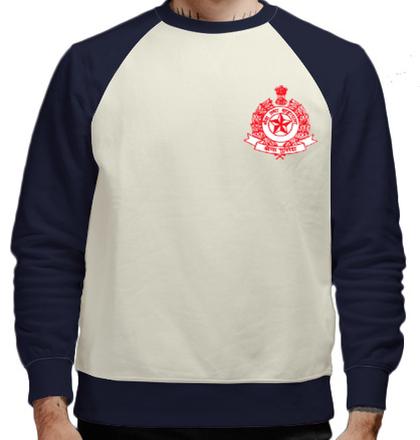 Class Reunion Hoodies CORPS-OF-MILITARY-POLICE-th-COURSE-REUNION-SWEATSHIRT T-Shirt