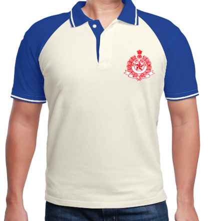 Class Reunion Collared T-Shirts CORPS-OF-MILITARY-POLICE-th-COURSE-REUNION-POLO T-Shirt