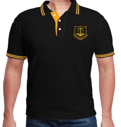 Class Reunion Collared T-Shirts INSTITUTE-OF-MILITARY-LAW-th-COURSE-REUNION-POLO T-Shirt