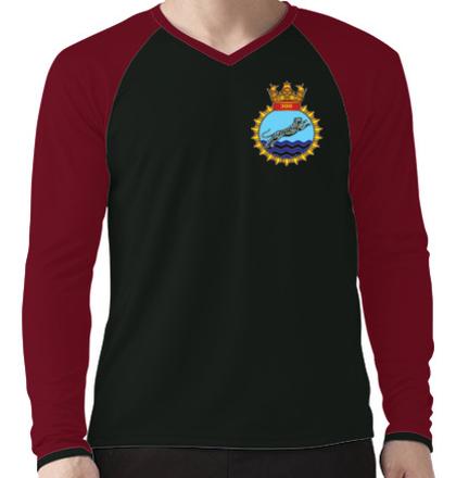 Navy INASinsignia T-Shirt
