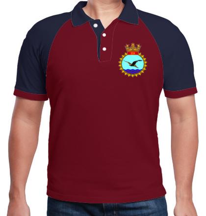 Navy INAS--Insignia T-Shirt