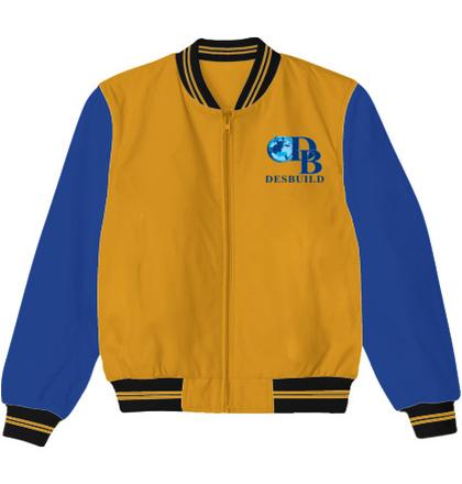 Create From Scratch Men's Jackets db-logo- T-Shirt
