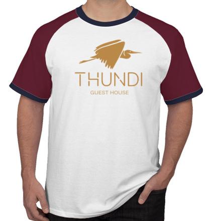Create From Scratch: Men's T-Shirts TGH-Logo- T-Shirt