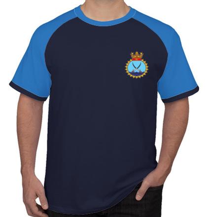 Indian Naval Design INS-Teg-emblem T-Shirt