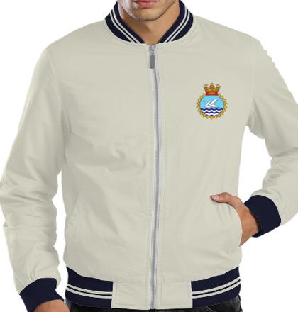Indian Naval Design INSV-Tarangini-emblem T-Shirt