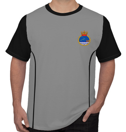 Indian Naval Design Sukanya-class-Offshore-Patrol-Vessels-emblem T-Shirt