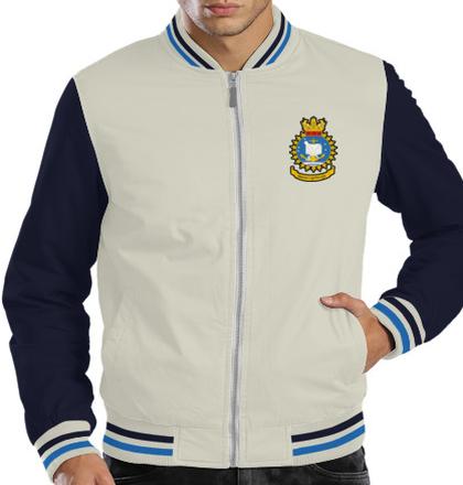 INDIAN-NAVAL-ACADEMY-CREST-JACKET T-Shirt