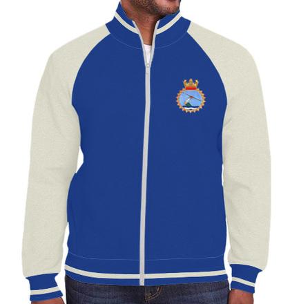 Indian Navy Zipper Jackets INS-AJAY-JACKET T-Shirt